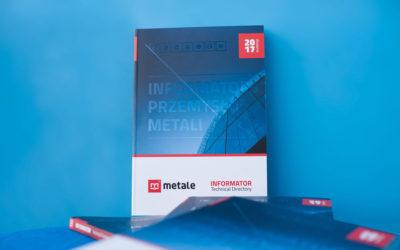 ViaDron w Informatorze Przemysłu Metali 2017
