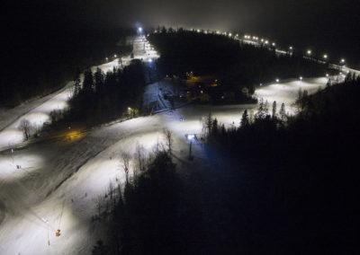 Nocna jazda w szczyrku viadron.pl
